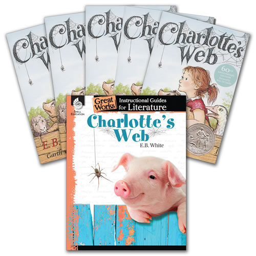 Charlotte's Web: Literature Guide and Books