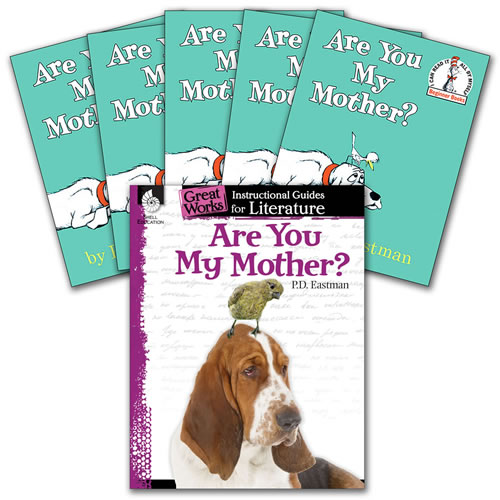 Are You My Mother?: Literature Guide and Books