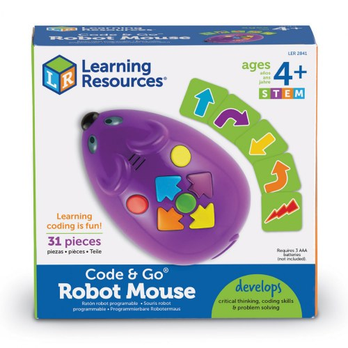Alternate Image #8 of Robot Mouse STEM Activity Set