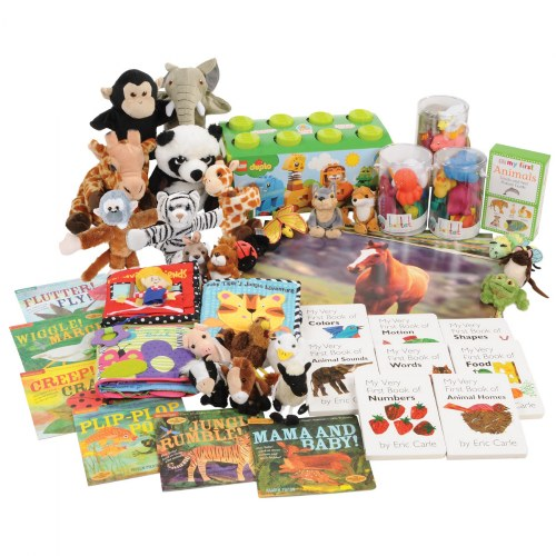 Animal Adventures for Little Ones