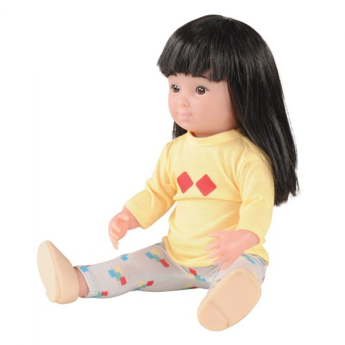 "Alternate Image #14 of 13"" Multiethnic Dolls"