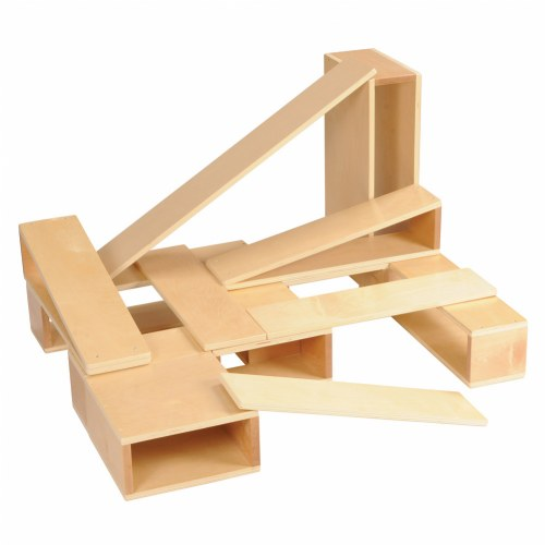 Hollow Block Sets