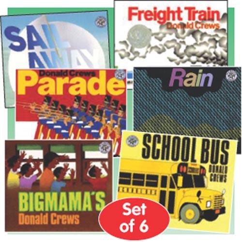 TeachingBooks.net | Donald Crews