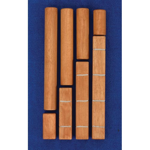 Unit Bricks® Columns & Pillars (32 Pieces)