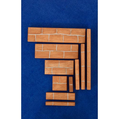 Unit Bricks® Thins (30 Pieces)