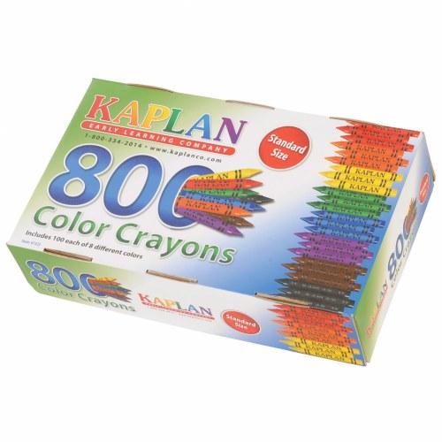 standard crayons class pack 800 per box