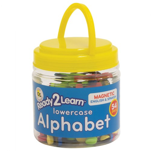 Alternate Image #5 of Bilingual Magnetic Foam Alphabets