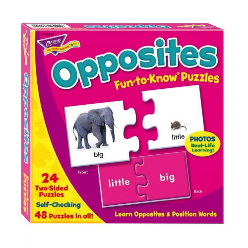 Alternate Image #6 of Fun-to-Know® Puzzles