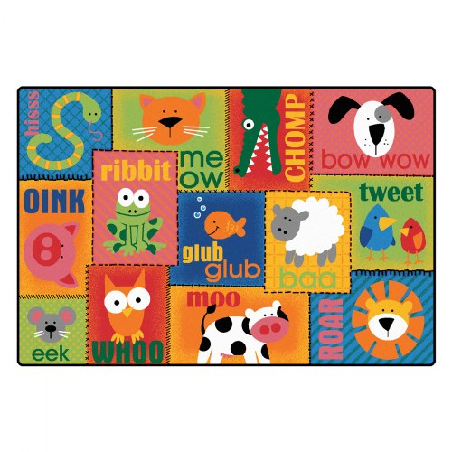 Animal Sounds Carpet