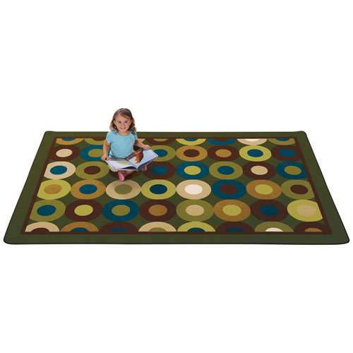 Calming Circles Carpets