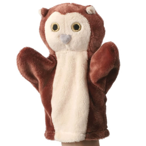 My First Owl Puppet