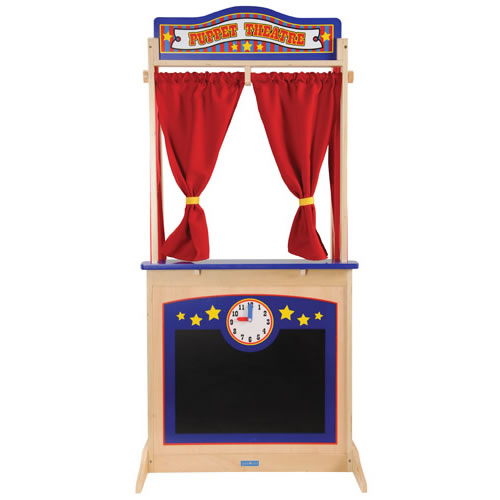Floor Puppet Theater