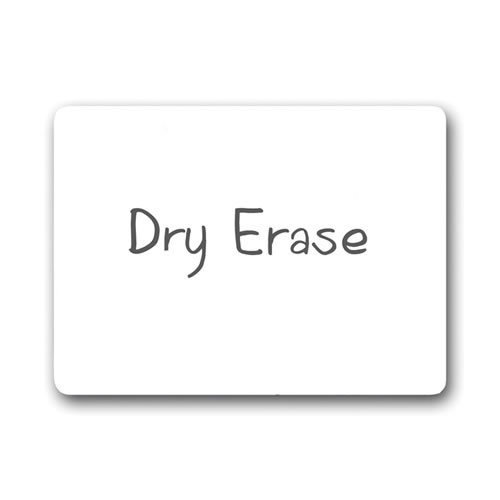 Mini Dry Erase Boards (Set of 5)