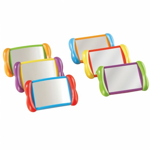 All About Me 2-in-1 Mirrors (Set of 6)
