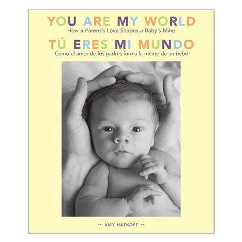 You Are My World (Bilingual) - Hardcover