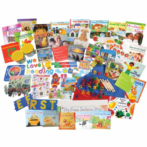 Learn Every Day™ Language, Literacy, and Listening Skills Kit