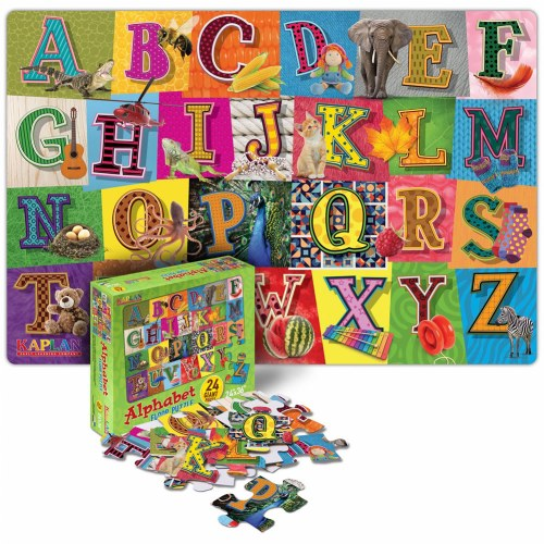 Alphabet Floor Puzzle (24 Pieces)