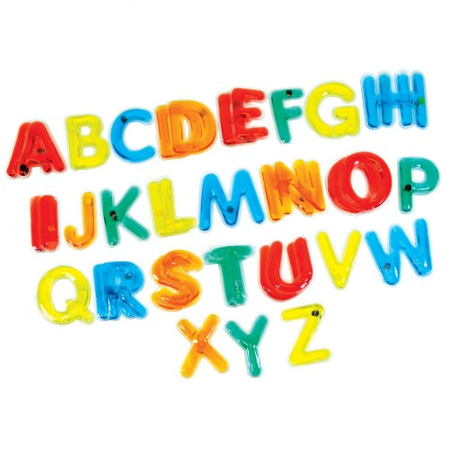 Light Learning Letters