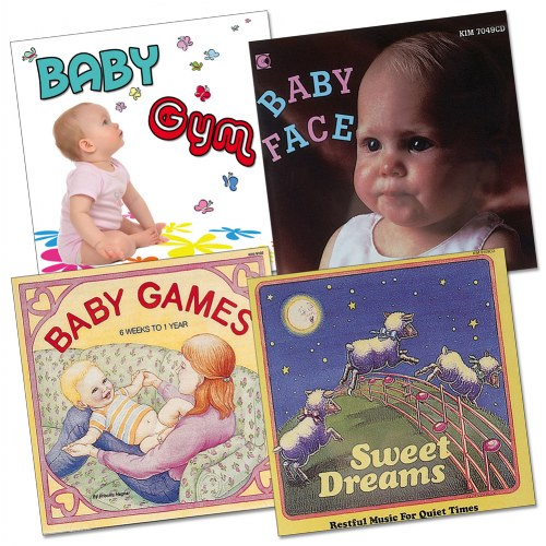 Just For Baby CD Collection (Set of 4)