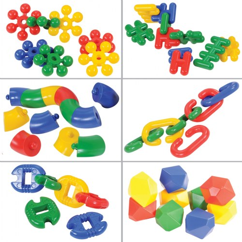 Manipulative Educational Toys : First years manipulative set pieces