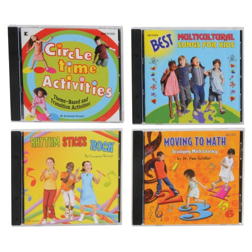 Everyday Classroom CD Set (Set of 4)
