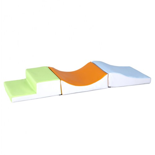 Steps and Ramp Climber - Contemporary