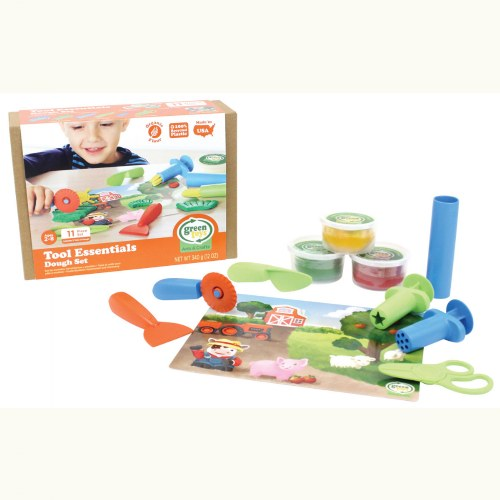 Dough Tools Set - 6 pieces