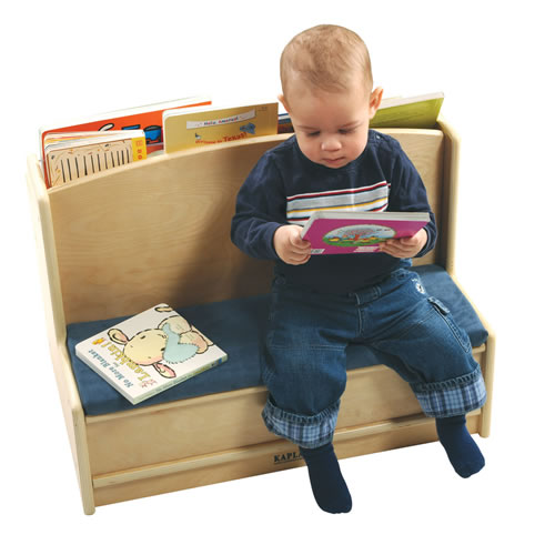 Carolina Toddler Sit & Read Bench
