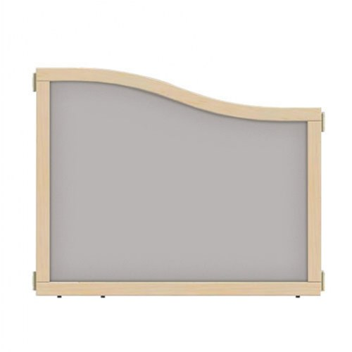 "Create-A-Space™ Crest Panel 24 1/2"" to 29 1/2""H - Plexiglas"