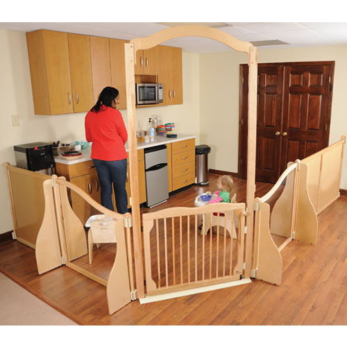Create a space room divider for Kaplan floor planner