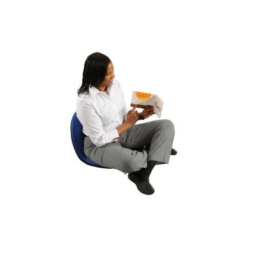 Alternate Image #2 of Go Anywhere Teacher Chair with Carry Strap