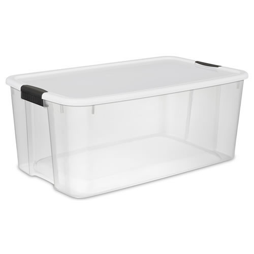 116 Quart Ultra Latch Storage