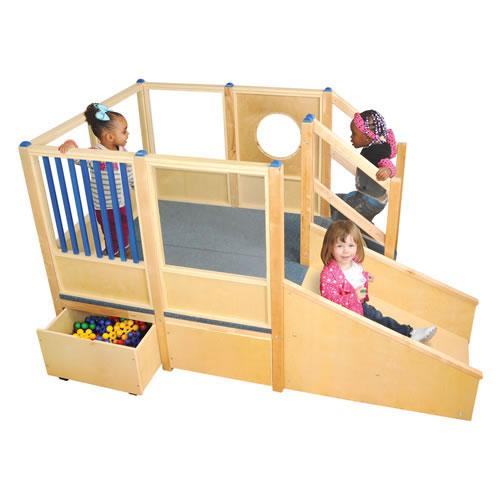 Crawler waddler toddler loft for Kaplan floor planner