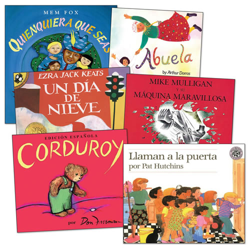 Spanish Favorite Books - Set of 6