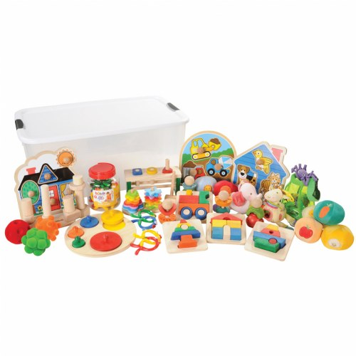 Toddlers & Twos: Playing with Toys Kit