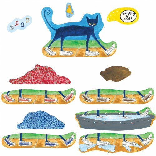 Pete The Cat I Love My White Shoes Pdf