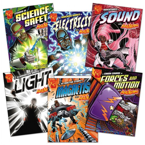 Graphic Science Book Sets