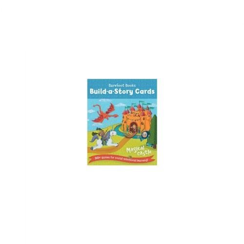 build a story cards magical castle card deck