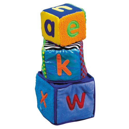 ABC Nesting Blocks - Set of 3