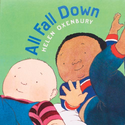 All Fall Down - Board Book