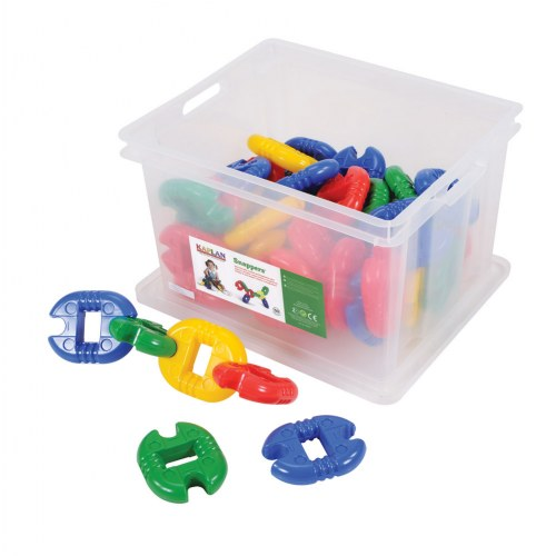 Snappers Jumbo Manipulative Set (50 Pieces)