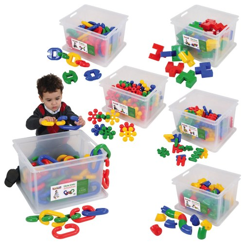 manipulative play for preschoolers manipulative set 2 320 pieces 29351