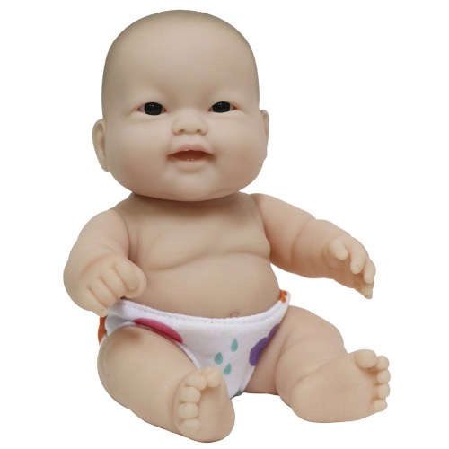 "Alternate Image #1 of 10"" Lots to Love Babies with Different Skin Tones and Poseable Bodies"