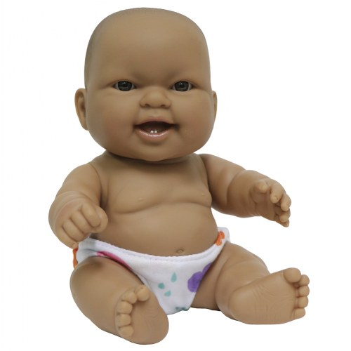 "Alternate Image #3 of 10"" Lots to Love Babies with Different Skin Tones and Poseable Bodies"