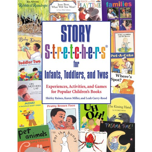 Story Stretchers (Infants, Toddlers & Twos)