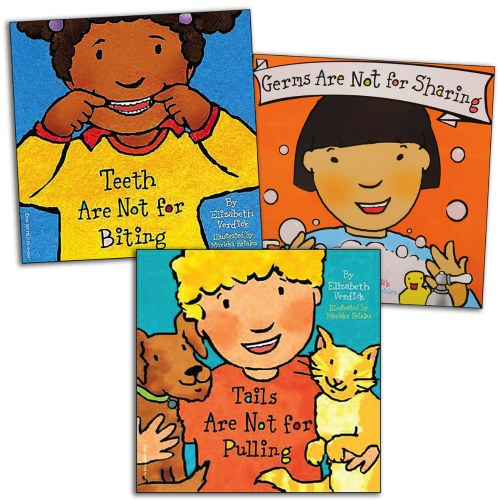 Alternate Image #5 of Best Behavior® Board Books
