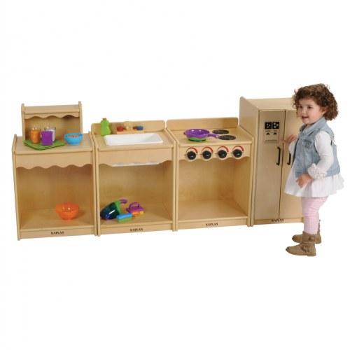 Toddler kitchen for Kaplan floor planner