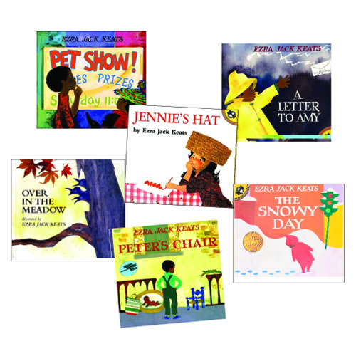 ezra jack keats author study In this lesson plan, which is adaptable for grades k-3, students explore the purpose of writing for an audience through a study of author ezra jack keats.
