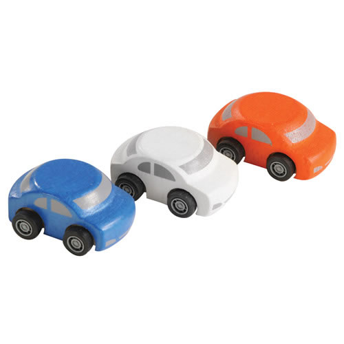 Family Cars - Set of 3