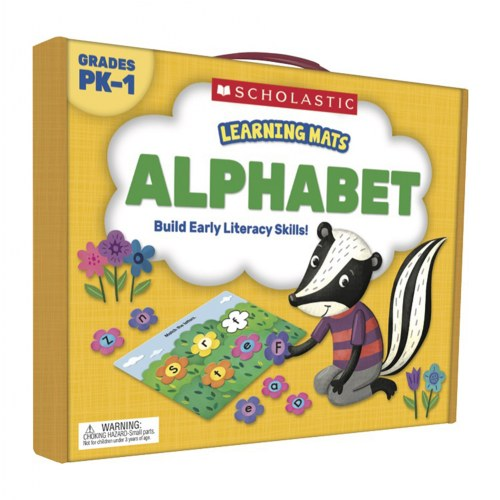 Learning Mats: Alphabet